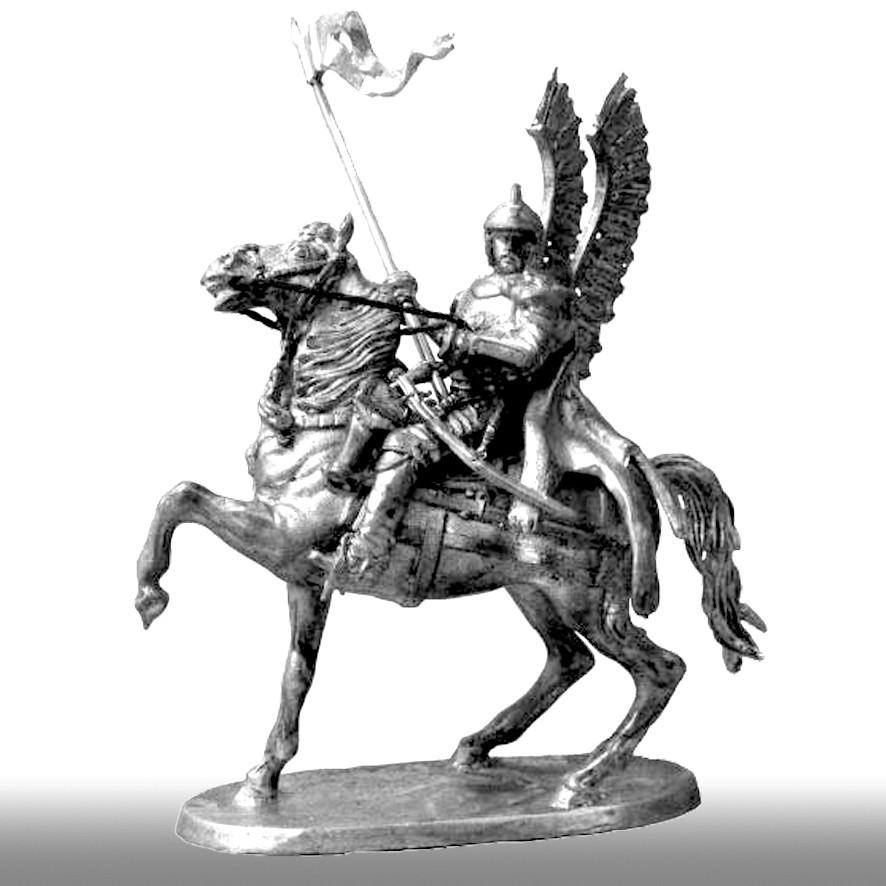 Крылатый гусар, 1670 год