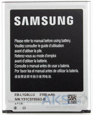 Аккумулятор Samsung i9082 Galaxy Grand / EB-L1G6LLU / 2100 mAh / Оригинал, фото 2