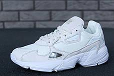 Женские кроссовки Adidas Falcon W White, фото 3