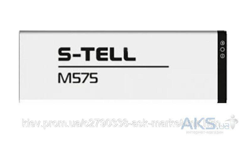 Аккумулятор S-tell M575 / 2100 mAh / Оригинал, фото 2