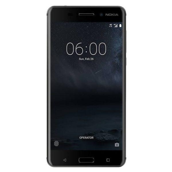 Nokia 6 32GB Black (11PLEB01A15)