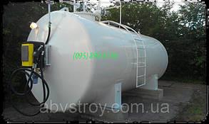 Контейнерная мини АЗС для бензина 10000 литров