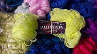 Нитки мулине 18м, 10шт в упаковке, Украина, цвета разные, фото 1