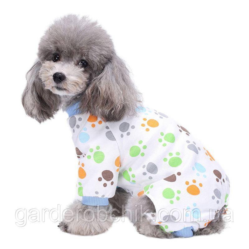 """Пижама, комбинезон  для собаки, кошки  """"Лосенок"""". Одежда для собак"""