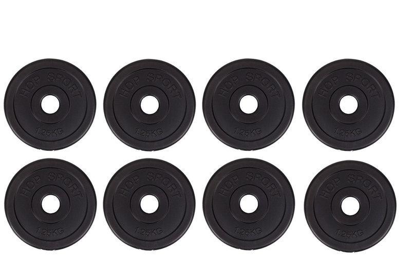 Диски (Блины) для Штанги Гантелей 8х1,25кг