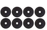 Диски (Блины) для Штанги Гантелей 8х1,25кг, фото 1