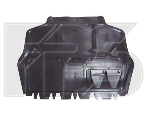 Защита двигателя VW Caddy '04-10 большая turbo diezel (FPS)