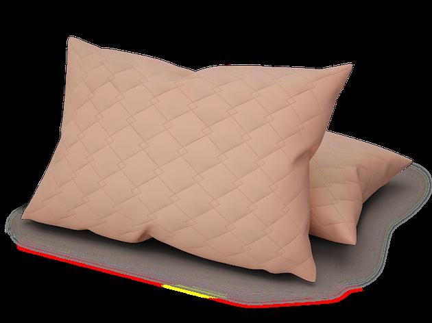 Подушка Linen (50х70 см) USLEEP, фото 2