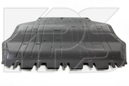 Защита двигателя VW Caddy '04-10 большая без turbo, diezel (FPS)