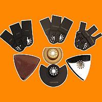 Набор насадок для реноватора Intertool DT-0526