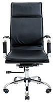 Гавайи офисное кресло Richman 118-110х47х49 см черный кожзам, фото 1