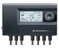 Euroster 12M погодозависимая автоматика для клапана и насоса, фото 1