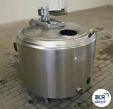 Охладитель молока Б/У ALFA LAVAL на 300 литров открытого типа, фото 2