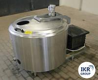 Охладитель молока Б/У ALFA LAVAL на 300 литров открытого типа