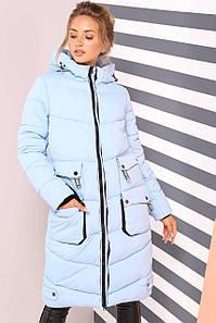 Женская молодежная зимняя куртка Далия-2 короткая