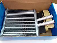 Радиатор отопителя Ланос, Сенс алюминиевый LSA (печки)