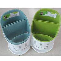 Подставка для фраже R85501 пластик, 11*19см, кухонные принадлежности, лоток для столовых приборов, посуда, кухня
