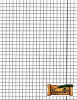 Тетрадь для слабовидящих 12 листов в клетку