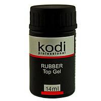 Rubber Top  (Каучуковое покрытие для гель лака) 14 мл. Kodi реплика