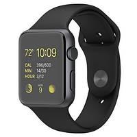 Apple Watch SPORT 42 black MJ3T2