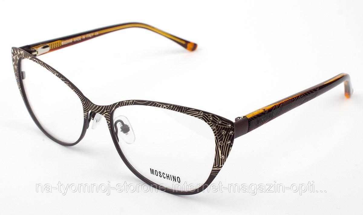 Оправы для очков Moschino Luxury copy