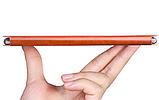 Умный (Smart) чехол-книжка MOFI Rui Series для ZTE Nubia M2  (NX551J) / Розовый / Стекла /, фото 3