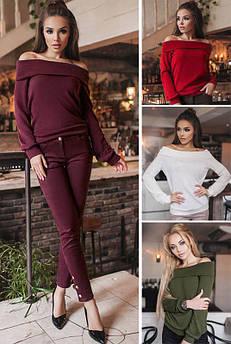 Стильний светр -Лучіана - з ангори