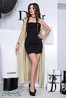 """Donna-M Маленькое черное платье """"Париж"""" 11751 A, фото 1"""