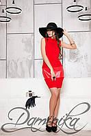 """Donna-M Платье без рукавов """"Марэ"""" 11702 K, фото 1"""