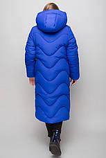 Детский зимний пуховик для девочки  ZKD-10,  122-164р., фото 3