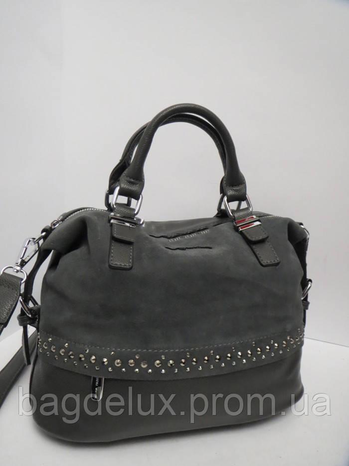 48e3a1c22cb8 Женская сумка Velina Fabbiano L816 - Bag De Lux - Интернет магазин сумок в  Харькове