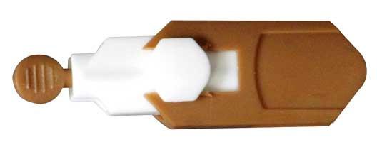 Ланцет автоматичний, 21 G, Супер 50 – 100 ㎕ (200 шт.)