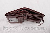 Портмоне мужское большое вместительное Braun Buffel 3602, кожа натуральная, фото 3