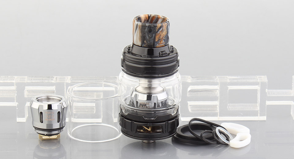 Eleaf Ello Duro - Атомайзер для електронної сигарети. Оригінал.