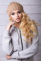 Donna-M Шапка 16162 таупе 16162, фото 1