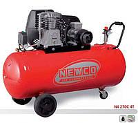 NEWCO (Италия) Компрессор поршневой одноступенчатый, ресивер 270 л