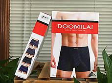 Мужские стрейчевые боксеры Марка «DOOMILAI» Арт.01069, фото 3