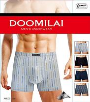 Мужские боксеры (пол-батал) стрейчевые Марка «DOOMILAI» Арт.01166, фото 2