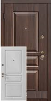 Входные двери в квартиру ШОКОЛАД