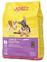 JosiDog Junior Sensitive Корм для вирощування молодих чутливих собак