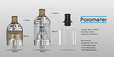 Vandy Vape Berserker MTL RTA - сигаретний бак з обслужкою. Копія з гарантією якості., фото 3