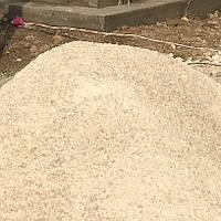 Декоративний пісок (отсев)