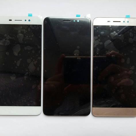 Дисплей для Ulefone S8 + touchscreen, золотистый, фото 2