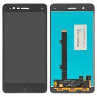 Дисплей для ZTE A510 Blade + touchscreen, черный, #FPC-T50PRSC0A1F