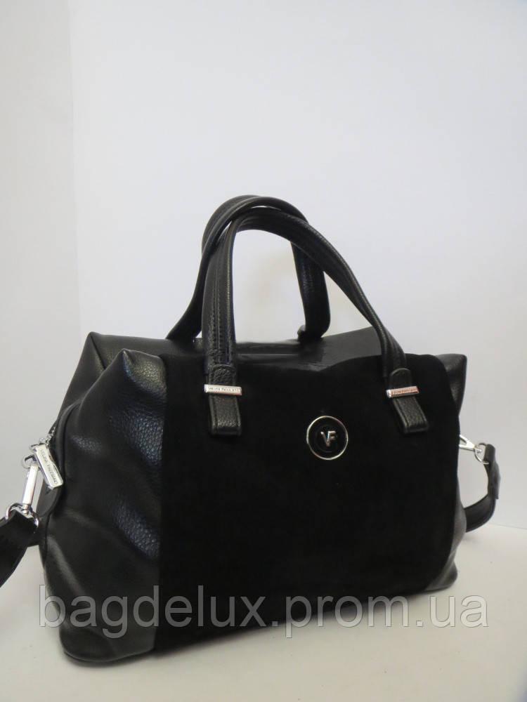 9be646b72a78 Женская сумка Velina Fabbiano L823 - Bag De Lux - Интернет магазин сумок в  Харькове