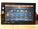 "Автомагнитола 2Din Pioneer 7023CRB 7"" Экран, Bluetooth, Читает ВИДЕО+ Пульт на руль+Рамка+Шахта+КАМЕРА!, фото 6"