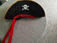Шапка пірата, фото 1