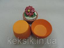 Тарталетки Оранжевые 50*30 - 100шт