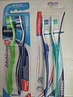 Зубні щітки Elkos Classic 2 шт.