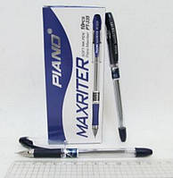 Ручка шариковая PT-335 Piano_Maxriter Синяя уп10 ящ100, фото 1